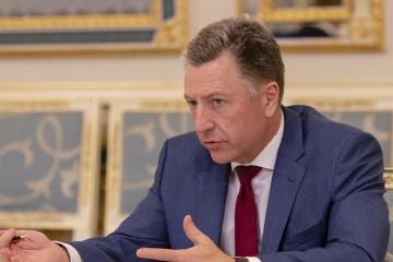 Volker – Rosja czuje się komfortowo w kontynuowaniu konfliktu w Donbasie