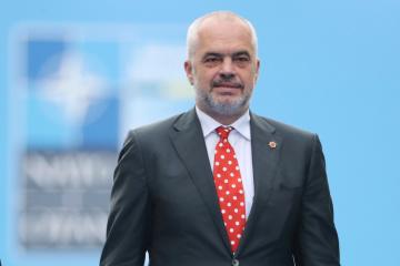 Edi Rama: Albania se centrará en facilitar la implementación de los acuerdos existentes sobre el Donbás