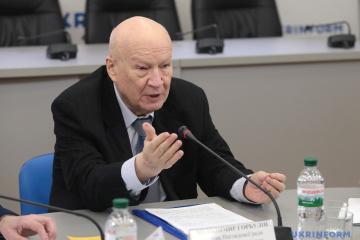 """Wolodymyr Horbulin zum Aufsichtsratschef von """"Ukroboronprom"""" gewählt"""