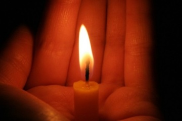Les habitants de Chostka ont fait leurs adieux à Dmytro Gryn tué dans le Donbass