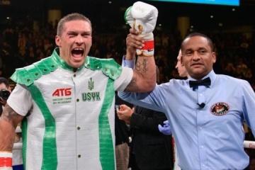Boxen: Kampf Usyk - Chisora findet am 23. Mai in London statt