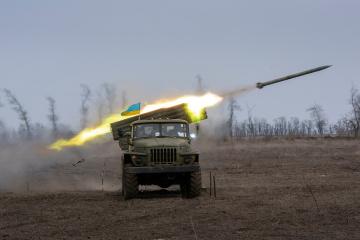 Donbass : les troupes russes ont lancé 13 attaques, 5 militaires ukrainiens blessés