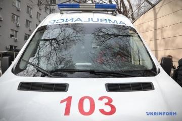 Coronavirus : l'Ukraine enregistre 11 968 nouveaux cas en 24 heures