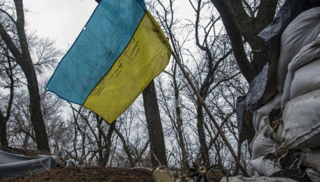Russian-led forces shell disengagement area in Donbas