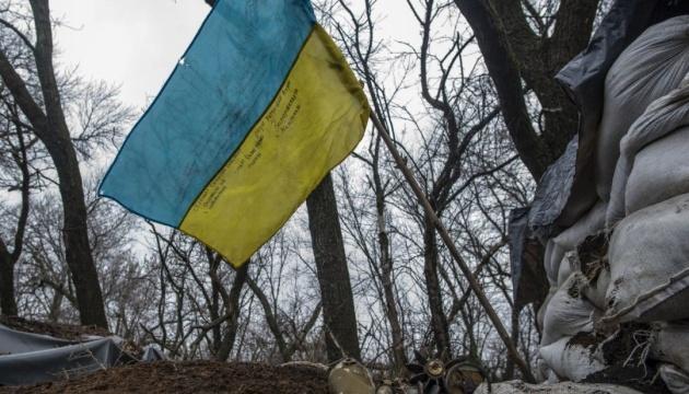 Окупанти обстріляли з гранатометів захисників Оріхового
