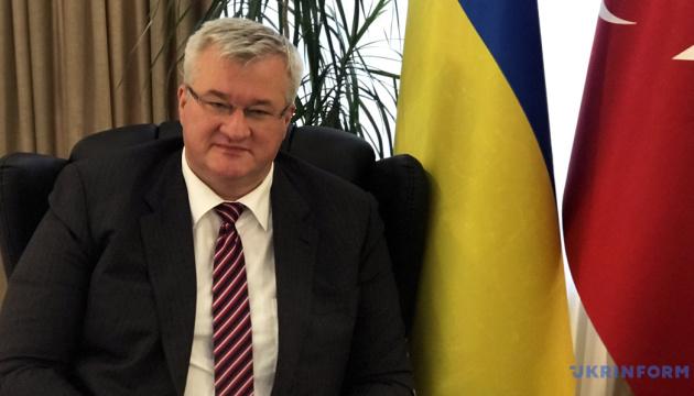 Україна та Туреччина реалізують разом понад 30 оборонних проєктів – посол
