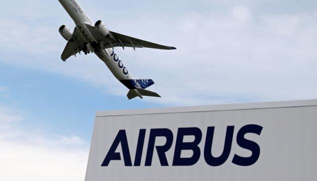 Концерн Airbus скорочує виробництво на 40%