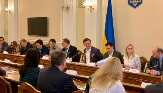 Україні потрібні нові масштабні проєкти з Китаєм — Кулеба