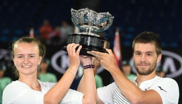 Крейчикова і Мектич виграли мікст Australian Open-2020