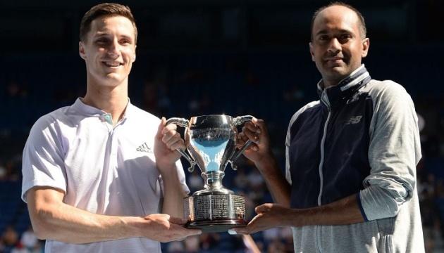 Американец Рам и британец Солсбери выиграли Australian Open в парном разряде