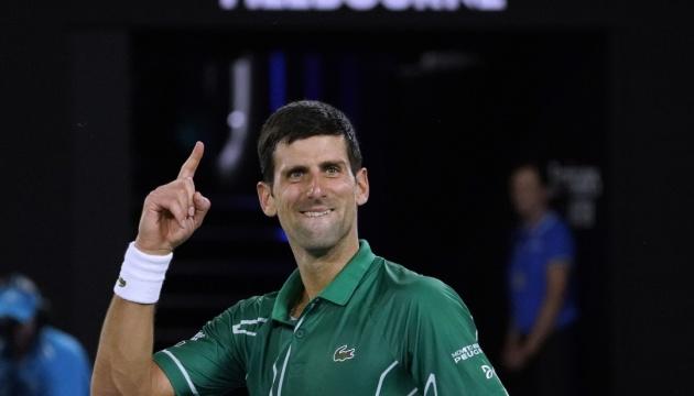 Серб Джокович в восьмой раз выиграл Australian Open
