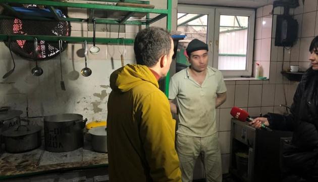 Малюська розкритикував якість харчування в'язнів у Бердичівській колонії