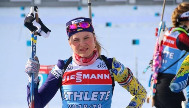 Впервые за 10 лет Украина не выиграла ни одной медали на юниорском ЧМ по биатлону