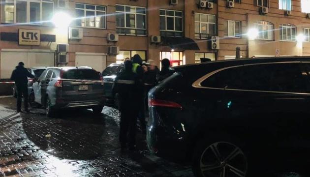 У центрі Києва застрелили чоловіка
