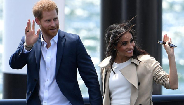 У Букінгемському палаці прокоментували інтерв'ю принца Гаррі та Меган Маркл