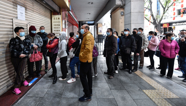 Cabinet allocates 4.5 mln to evacuate Ukrainians from China