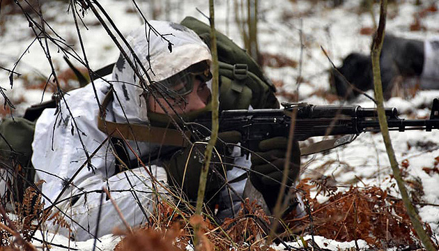 Оккупанты дважды открывали огонь - под Водяным и Марьинкой