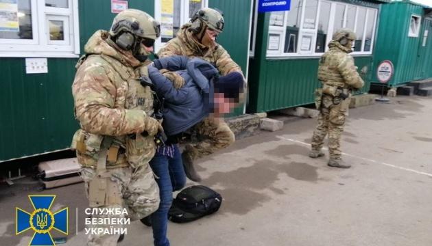 """СБУ затримала ексбойовика з банди """"Тайфун"""""""