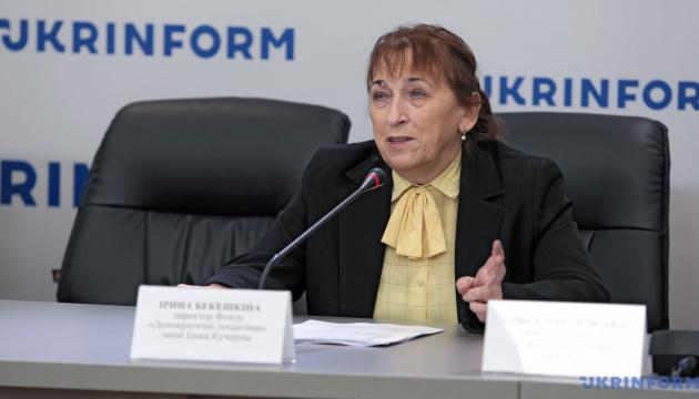 В Киеве предлагают назвать одну из улиц именем Бекешкиной