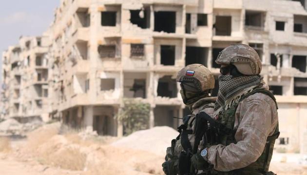 РФ просить Сирію взяти паузу в бойових діях, щоб евакуювати поранених