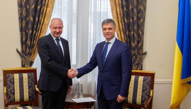 Посол Євросоюзу офіційно повідомив МЗС України про Brexit