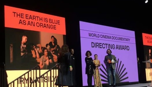 La directora de cine ucraniana Iryna Tsilyk gana el premio de Sundance