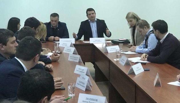 Комітет Ради провів виїзне засідання в НАБУ із Ситником і Холодницьким