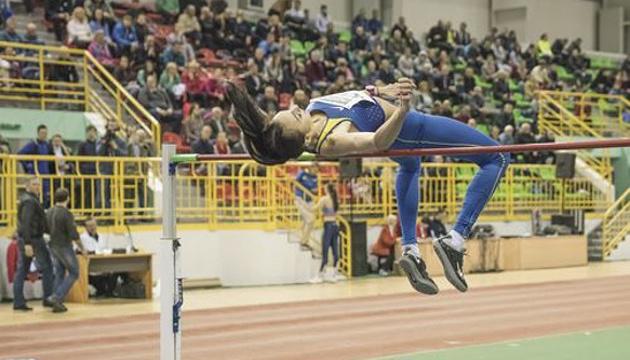 Українська стрибунка Геращенко виграла змагання у Чехії