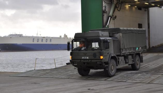 Найбільші навчання США в Європі за 25 років: Бельгія зустріла перший корабель