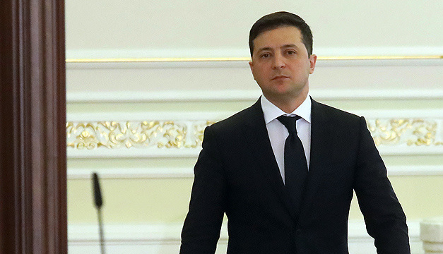 Zelensky se reúne en Roma con el primer ministro italiano