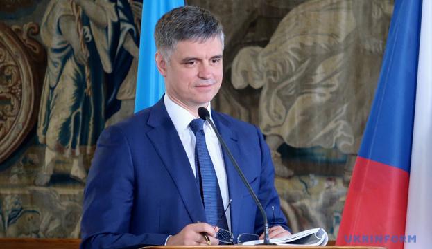 Пристайко проситиме ООН про миротворчу місію на всій території ОРДЛО