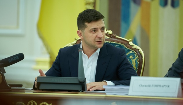 Zelensky hopes to hold elections in Donbas this autumn