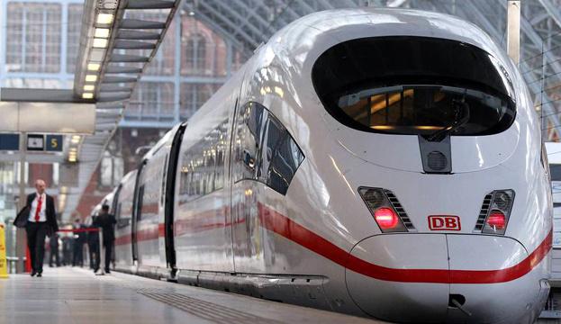 Из-за коронакризиса железная дорога в ФРГ стала работать пунктуальнее