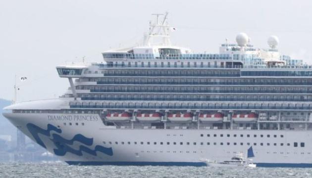 В Японії у десяти пасажирів лайнера виявили коронавірус