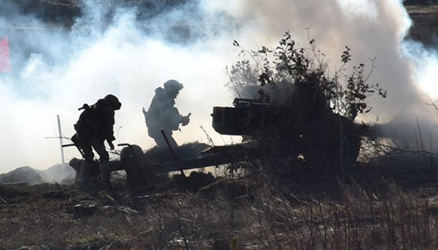 統一部隊、3月1日の露占領軍攻撃11回、宇軍人1名死亡、7名負傷と発表