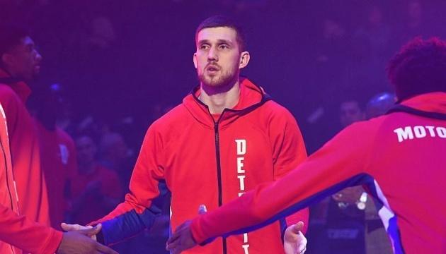 Святослав Михайлюк пропустить другий поспіль матч НБА