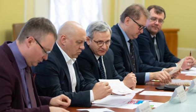 В Офісі Президента обговорили проблеми хімічної промисловості
