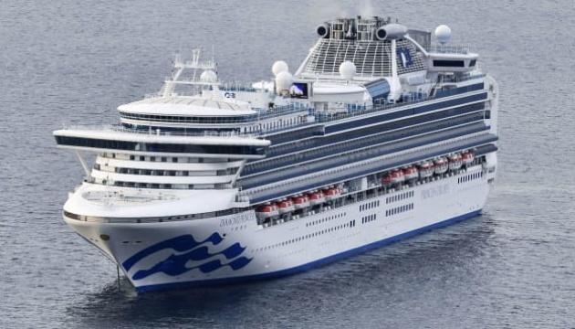 На борту заблокованого біля берегів Японії лайнера перебуває 25 українців - МЗС
