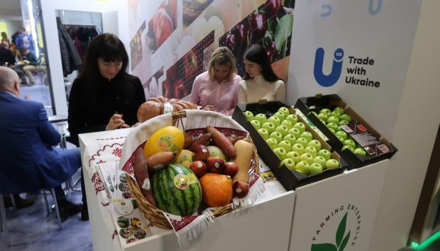 На виставку Fruit logistica у Берлін приїхали майже 30 українських компаній
