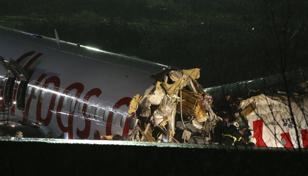 Аварія літака у Туреччині: Летовище