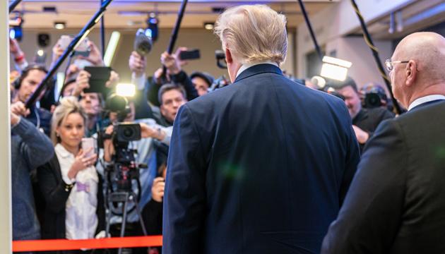 Трамп объявил в Штатах национальную чрезвычайную ситуацию из-за коронавируса