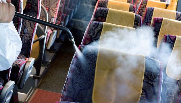 У Дніпрі почнуть проводити дезінфекцію транспорту