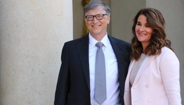 Подружжя Гейтсів виділить $100 мільйонів на боротьбу з коронавірусом
