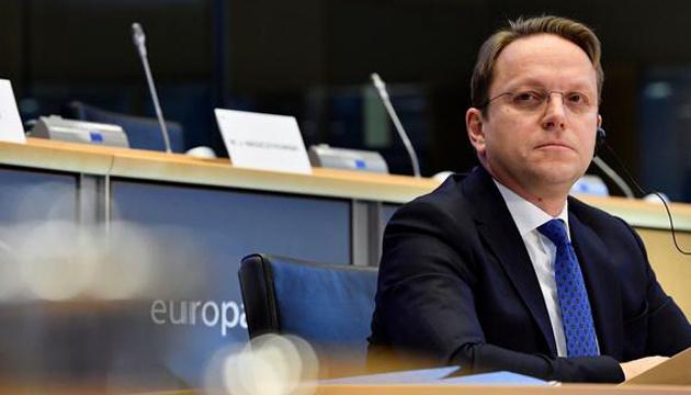 Єврокомісар з питань сусідства завтра прибуде в Україну