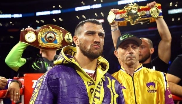 Lomachenko to earn record amount for fight against Lopez