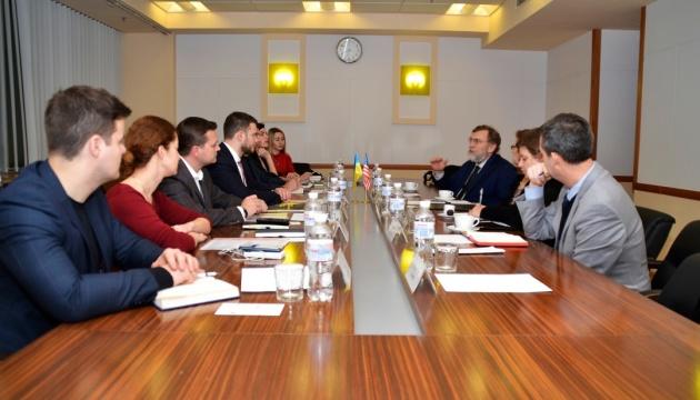 Криклій запросив компанії США до концесійних проєктів в Україні