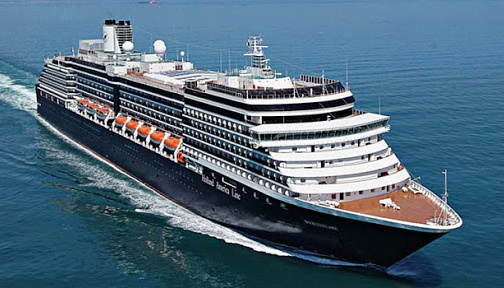 Японія не пустить круїзний лайнер з Гонконгу через підозру на коронавірус