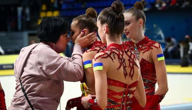 Дерюгина прокомментировала участие украинских гимнасток на соревнованиях в Москве