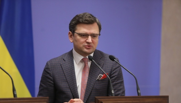 Vice PM Kuleba: Capitals of China and EU could combine in Ukraine