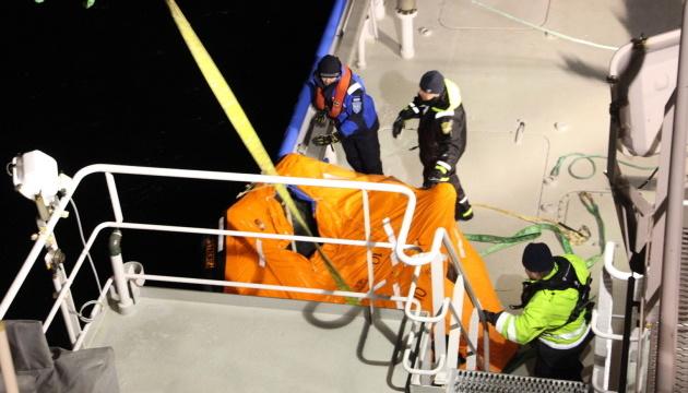 Біля берегів Естонії затонуло російське риболовецьке судно